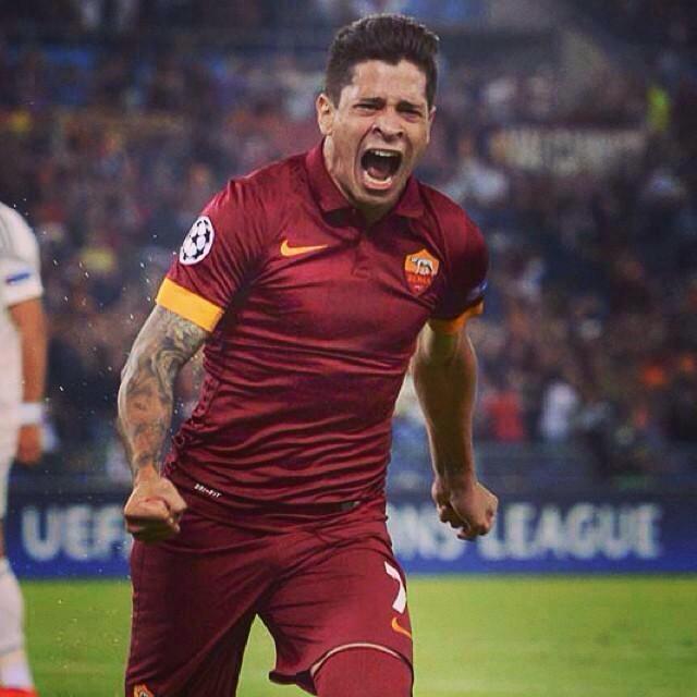 Juan Manuel Iturbe :: Roma 5-1 Cska