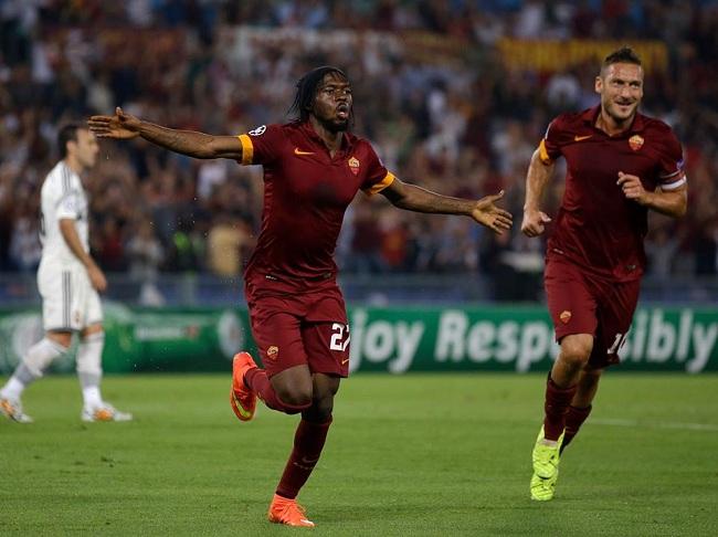 Roma 5-1 Cska