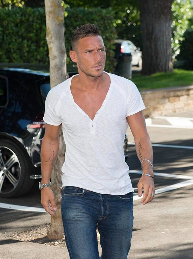 GREAT FRANCESCO TOTTI :: THE KING OF ROME IS NOT DEAD :: NO TOTTI  NO PARTY :: فرانچسکو توتی