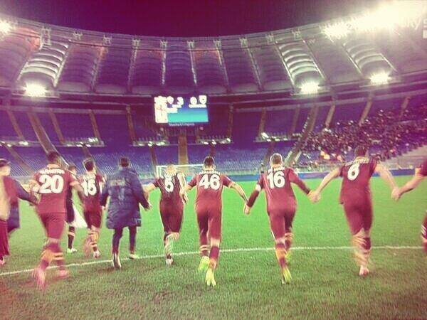 AS Roma 3-0 Sampdoria