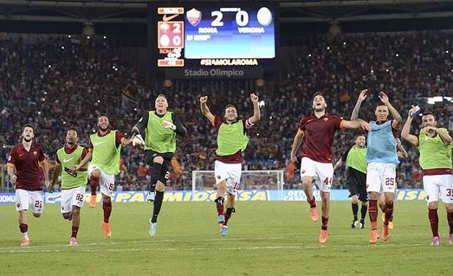Roma 2-0 Verona